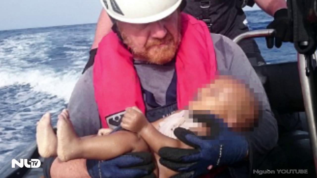 Bức ảnh bé tị nạn chết đuối gây sốc dư luận