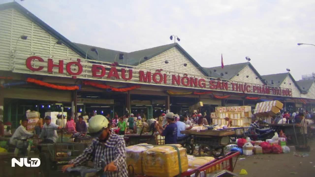 Ghi nhanh: Phế phẩm chợ đầu mối nông sản Thủ Đức chui vào bữa ăn nhiều người