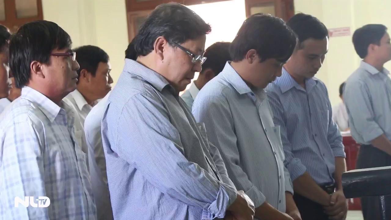 Nguyên chủ tịch huyện Đông Hòa - Phú Yên lãnh 12 năm tù