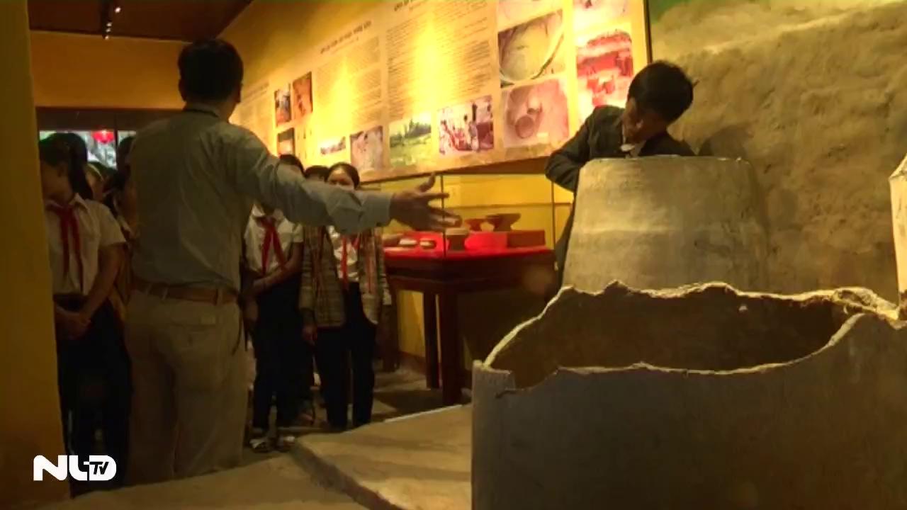 Hội An: Mở cửa trở lại Bảo tàng văn hóa Sa Huỳnh
