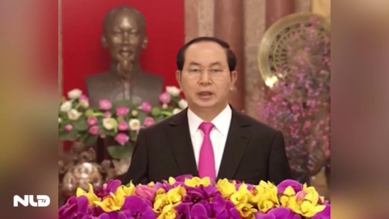 Chủ tịch nước Trần Đại Quang chúc Têt Đinh dậu 2017
