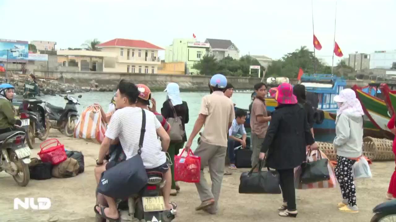Huyện đảo Lý Sơn sẵn sàng đón khách du Xuân