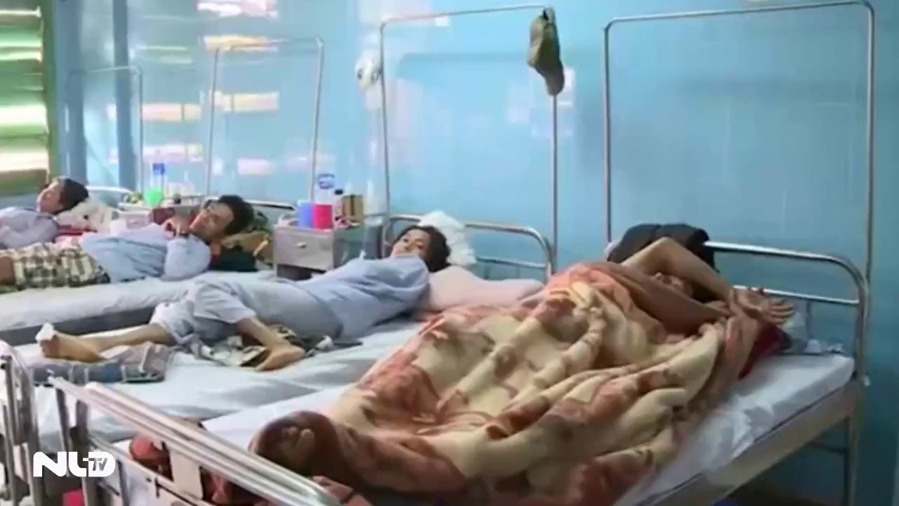 150 người phải nhập viện do đốt pháo lậu trong dịp Tết