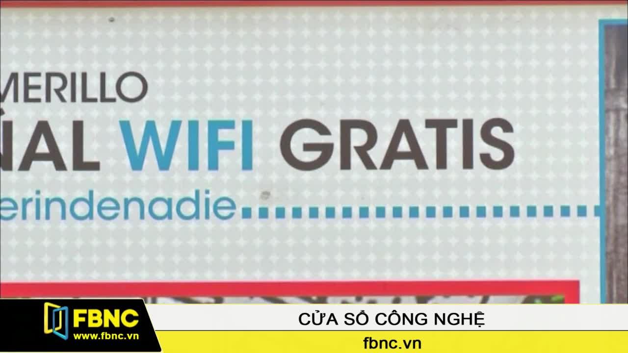 Người dân Havana, Cuba hào hứng với wifi miễn phí