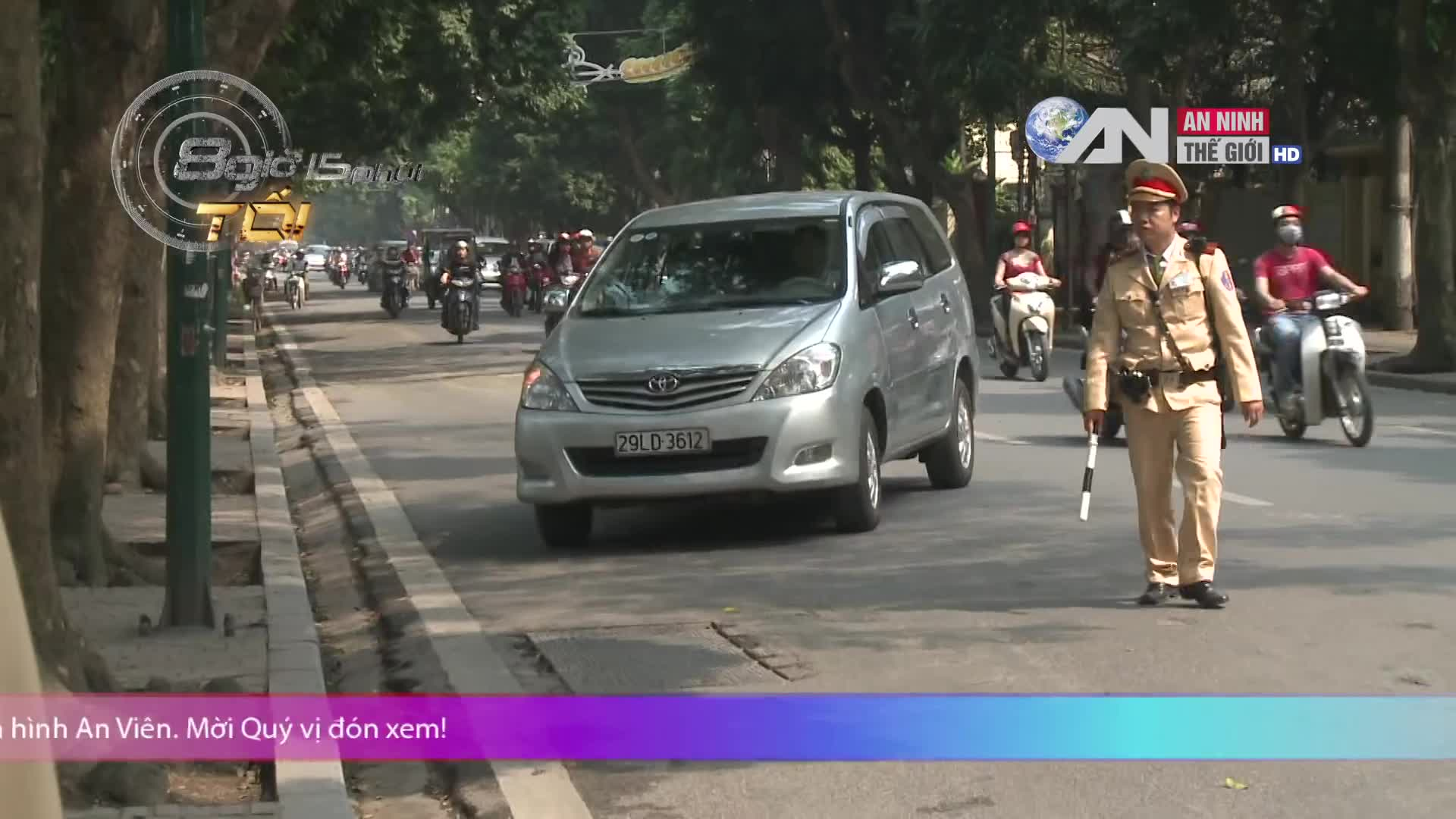 """""""Dở khóc dở cười"""" chuyện phạt nguội qua camera giao thông ở Hà Nội"""