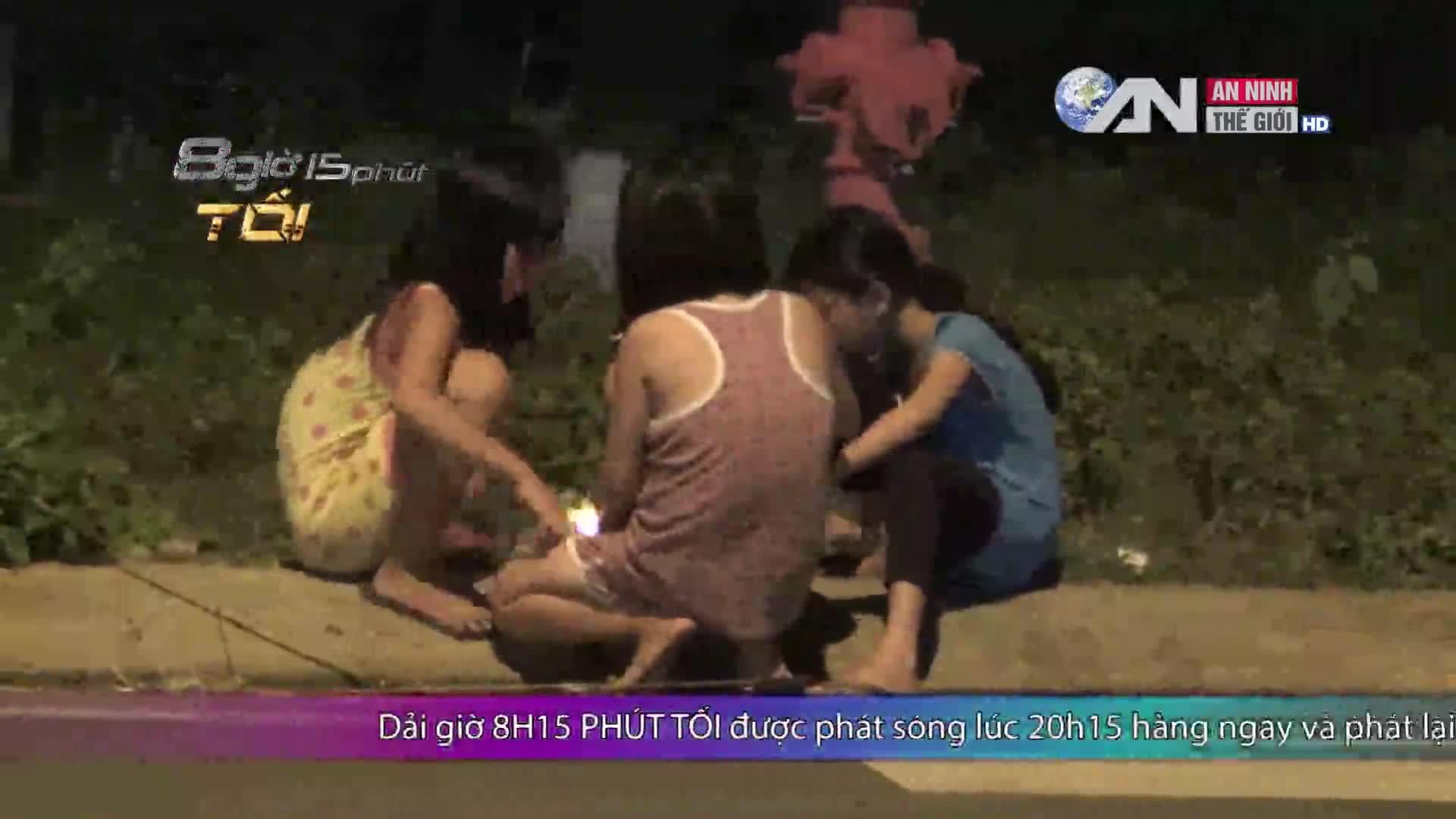 Vạch mặt đường dây chăn dắt trẻ em ăn xin ở Sài Gòn