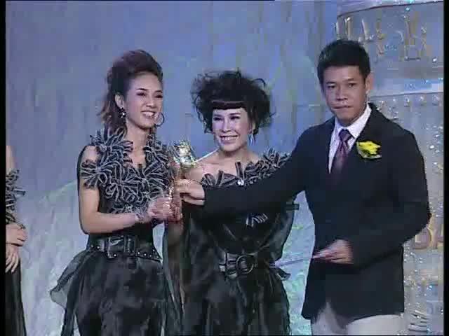 Lễ trao Giải Mai Vàng 2007 - Bảng 2