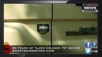 Quân đội Mỹ đặt hàng Toyota Land Cruiser