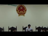 3 cán bộ kiểm lâm Diễn Châu (Nghệ An) hầu tòa