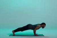 Yoga cơ bản: Tư thế chống đẩy