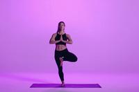 Yoga cơ bản: Tư thế cái cây