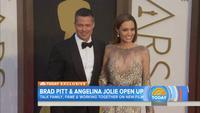 Angelina Jolie ca ngợi Brad Pitt