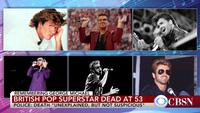 Ngôi sao George Michael qua đời ở tuổi 53
