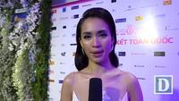 Chia sẻ của MC Ái Phương và Dv Diễm My 9x tại đêm chung kết Hoa hậu Việt Nam 2016
