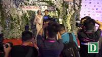Chia sẻ của Hoa hậu Ngọc Hân và Nhà Báo Phước Lập tại đêm chung kết Hoa hậu Việt Nam 2016