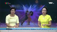 Cô gái Ba Lan mở lớp dạy nhảy Salsa miễn phí ở Sài Gòn