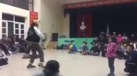 Bé gái 6 tuổi nhảy hiphop đối kháng điệu nghệ khiến khán giả trầm trồ