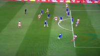 Bàn thắng vào lưới Chelsea cho thấy sự di chuyển khôn ngoan của Theo Walcott