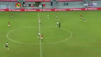 Nhìn lại trận đấu giữa Ai Cập và Uganda