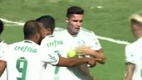 Nhìn lại trận đấu giữa Chapecoense và Palmeiras