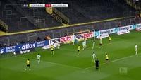 Chiến thắng của Dortmund trước Woflsburg