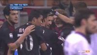 Chiến thắng của AC Milan trước Fiorentina