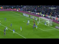 Nhìn lại phản ứng của Messi sau khi ghi bàn vào lưới Leganes