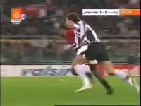 10 bàn thắng đẹp của Ibrahimovic: Số 9 vs Roma