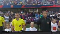 Akpom ghi bàn muộn, Arsenal hạ gục MLS All-Stars