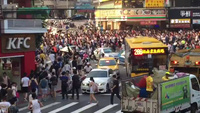 """Đài Loan: Tắc đường vì hàng ngàn người đi """"săn"""" Pokemon hiếm"""