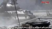 Cận cảnh quân đội Syria giải phóng quận Bani Zaid