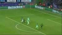 Barcelona ngược dòng đánh bại Monchengladbach 2-1 tại Đức