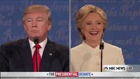 Bà Clinton lỡ miệng lộ bí mật hạt nhân khi tranh luận?
