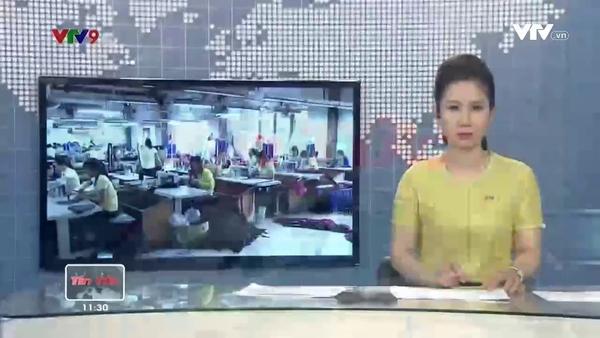 tin tức 11h30 04 01 2017 video đã phát trên vtv9 vtv vn