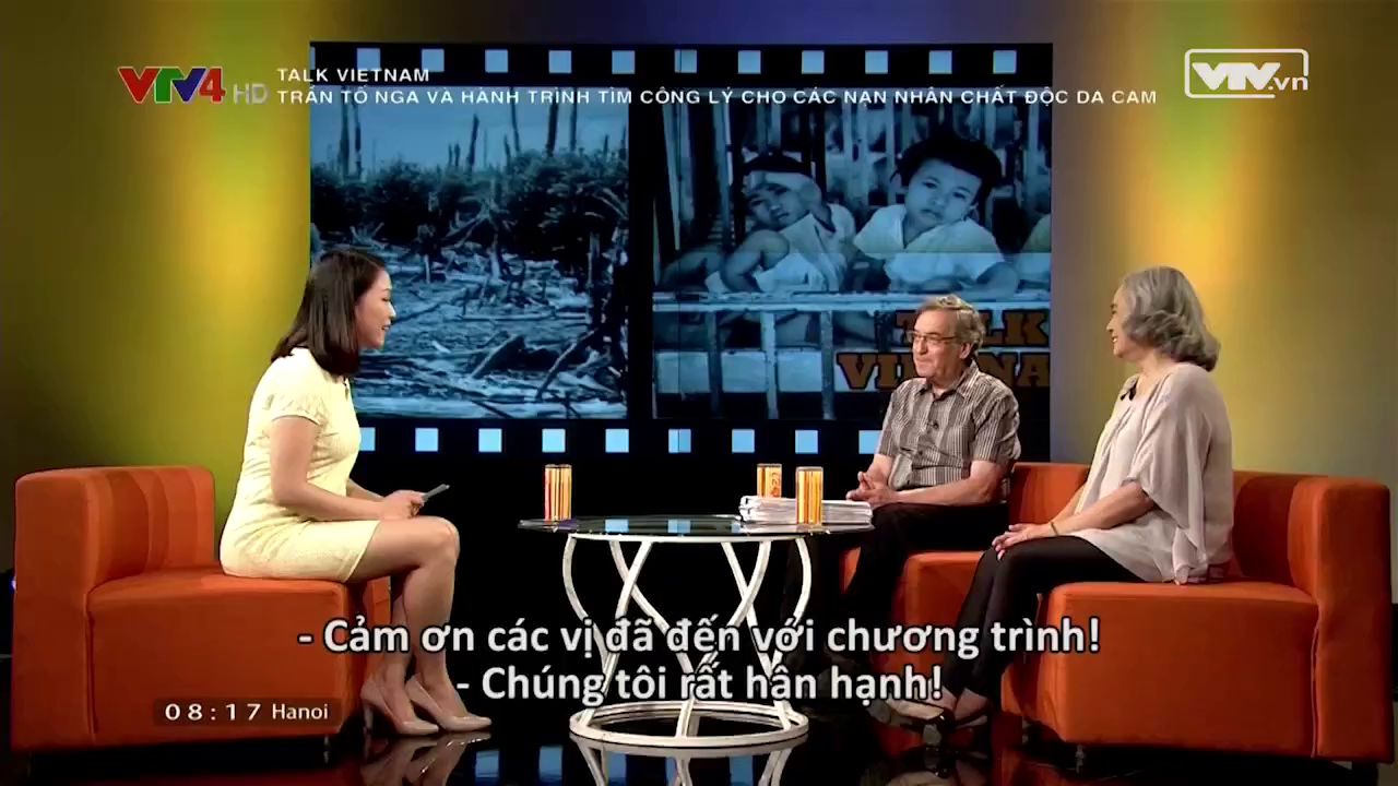 TalkTalk Vietnam: Tran To Nga and her journey to find justice for victims of Agent Orange