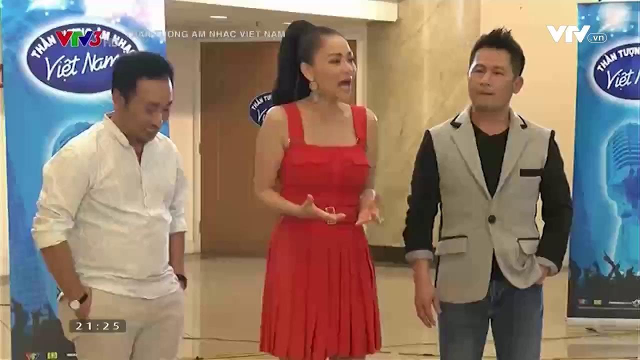 Thần tượng âm nhạc Việt Nam - 27/5/2016