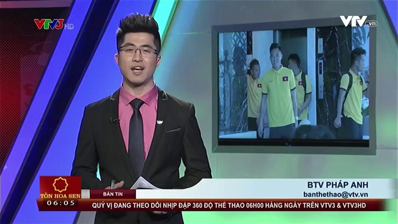 Nhịp đập 360 độ thể thao - 02/6/2016 - Nhip dap 360 do the thao - 0262016 -  daubao.com