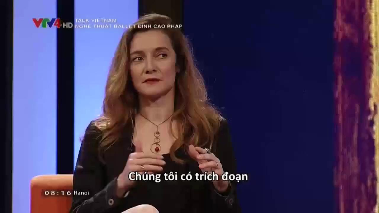 Talk Vietnam: The peak of French ballet