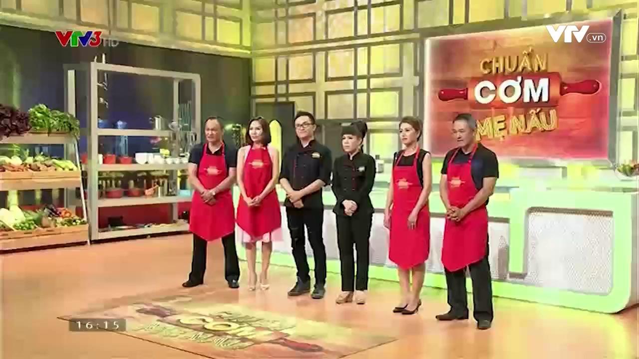 Chuẩn cơm mẹ nấu - 29/5/2016