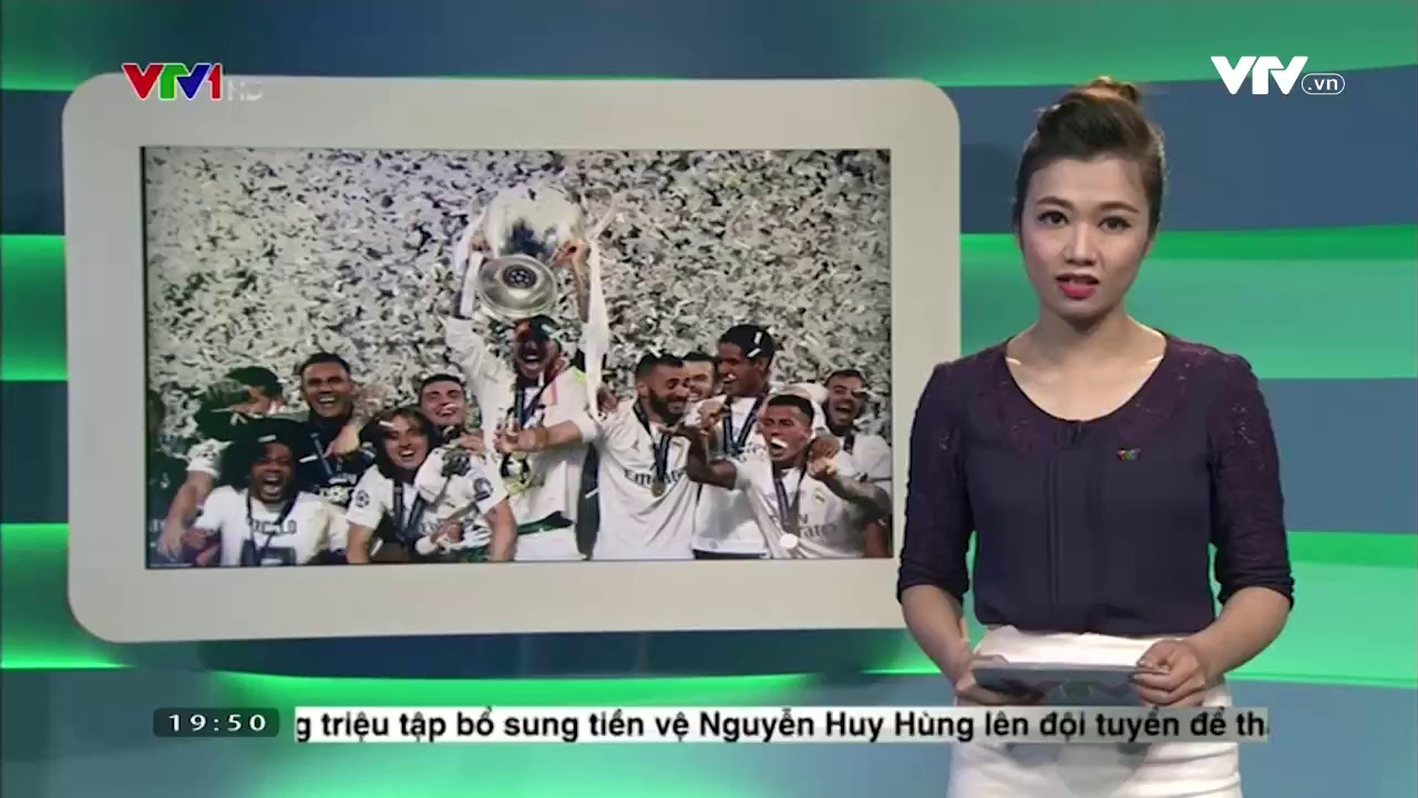Thể thao 24/7 - 29/5/2016