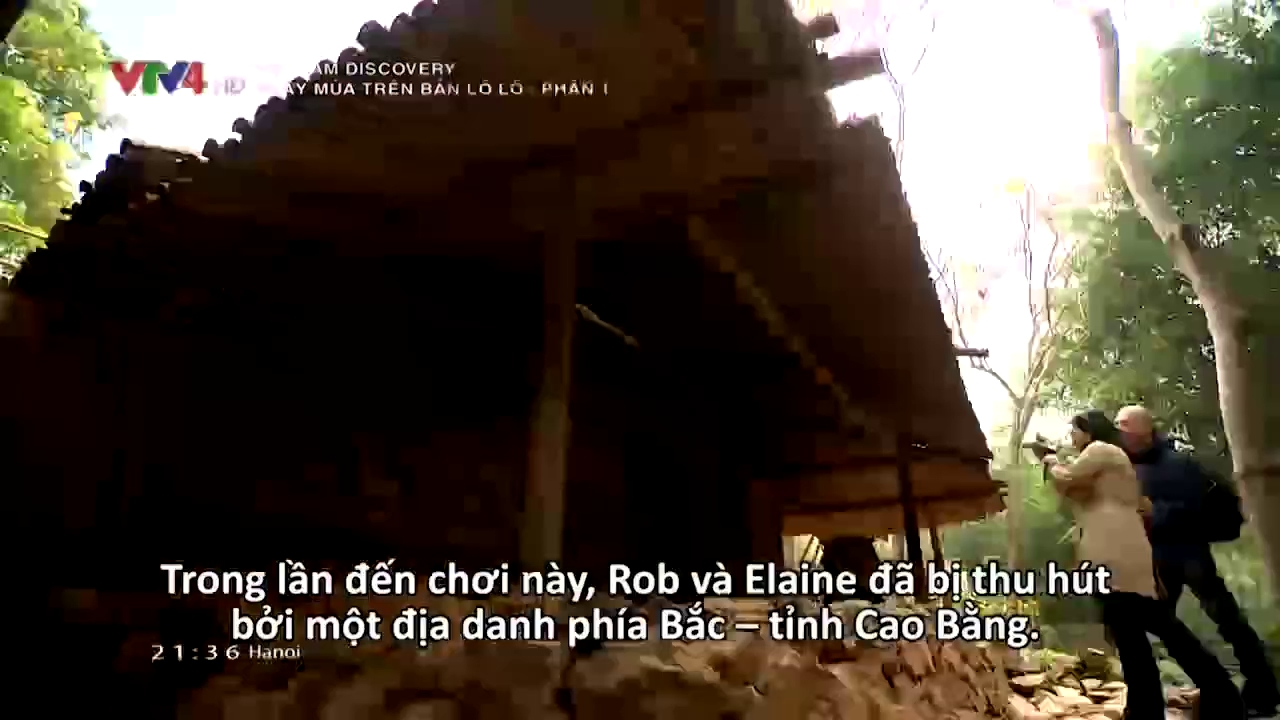Vietnam Discovery: Harvest day in Lo Lo village - Part 1