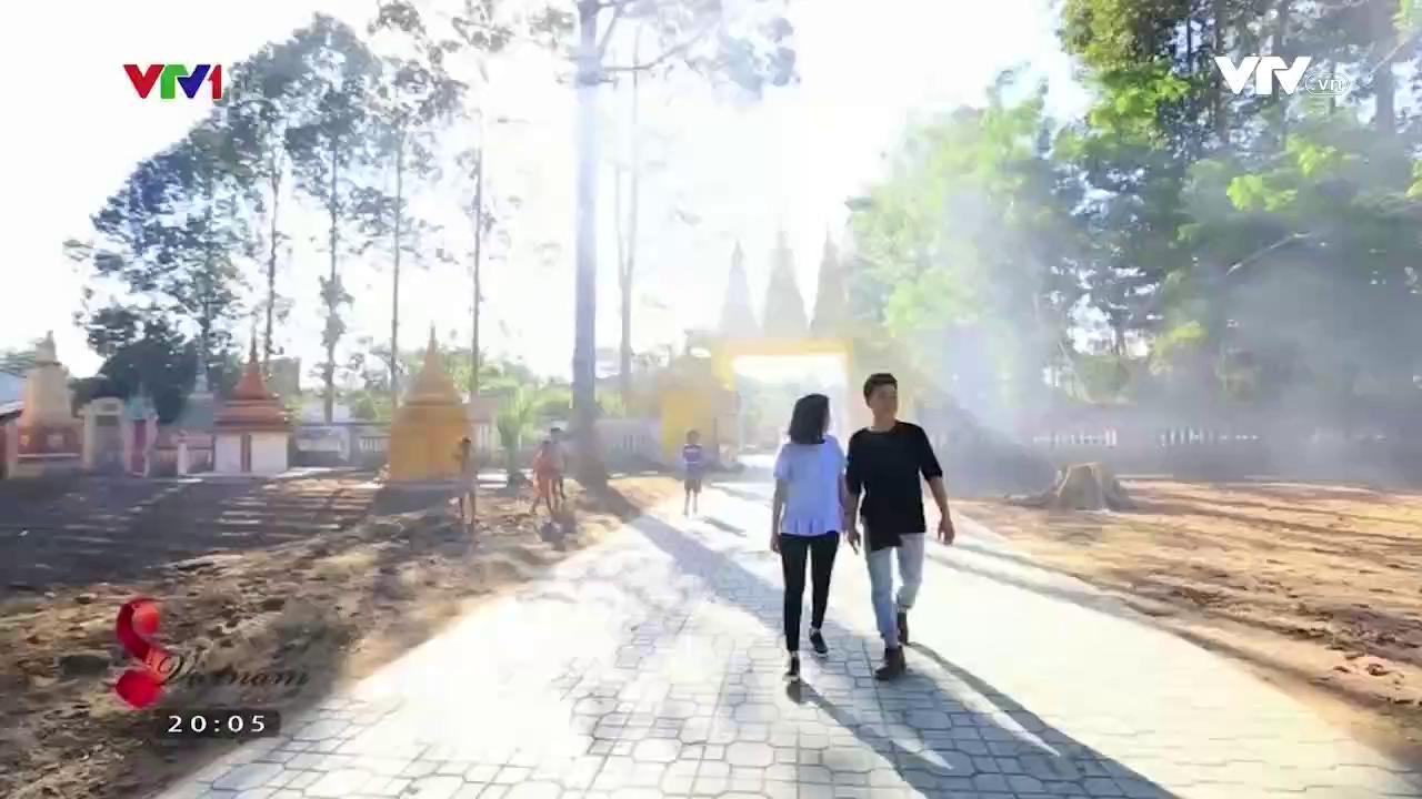 S - Việt Nam: Những ngôi chùa độc đáo ở Sóc Trăng