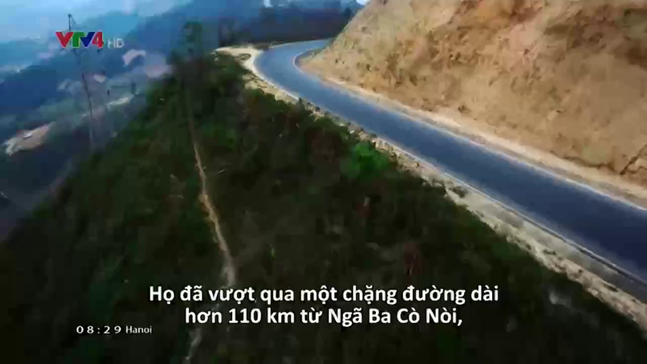 Vietnam Discovery: The road of cargo-loading bicycle from Ma River to Dien Bien - Espisode 3