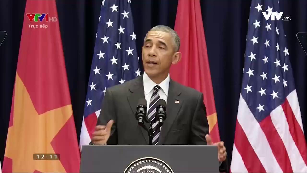 Phát biểu của Tổng thống Hoa Kỳ Barack Obama