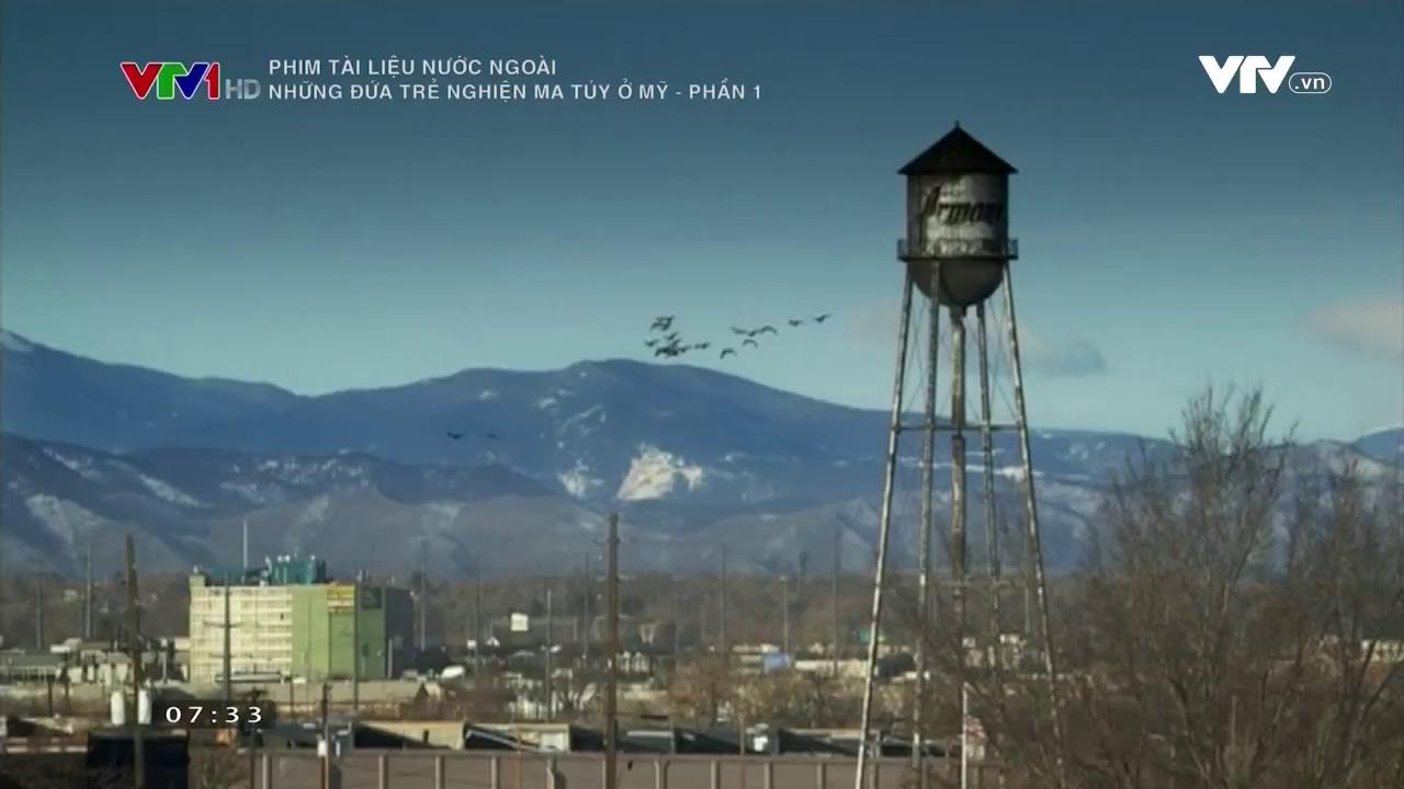 Phim tài liệu nước ngoài: Những đứa trẻ nghiện ma túy ở Mỹ - Phần 1