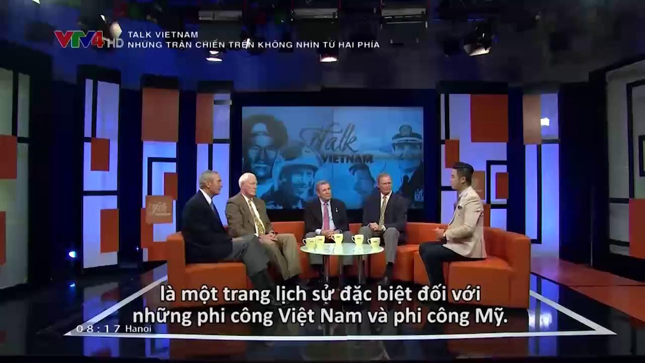 Talk Vietnam: Air battles viewed from both sides