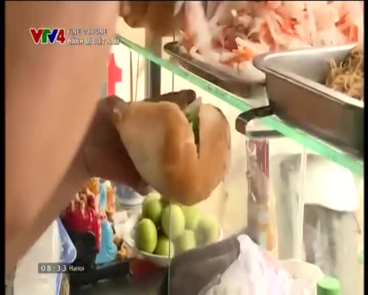 Fine Cuisine: Vietnamese bread