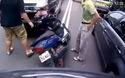 Gây hai tai nạn liên tiếp vì bất cẩn