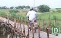 """Cây cầu mục nát """"có một không hai"""" ở Hà Nội"""