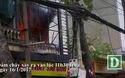 Hà Nội: Cửa hàng nội thất trên phố bốc cháy dữ dội